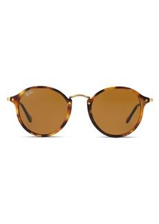 Ray-Ban Unisex Round Sunglasses, 49mm