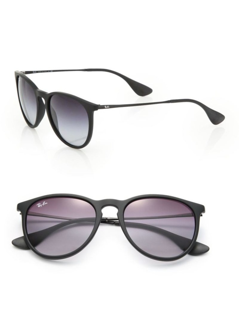 Ray-Ban Vintage-Inspired Round Sunglasses