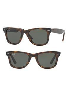 Ray-Ban Wayfarer Ease 50mm Sunglasses