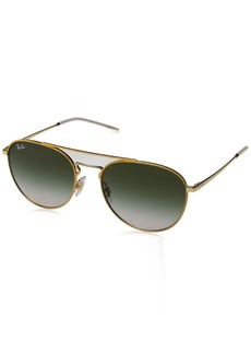 Ray-Ban Women's Metal Woman Square Sunglasses