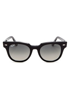 Ray-Ban Women's Meteor Classic Square Sunglasses, 50mm