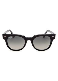 Ray-Ban Women's Meteor Classic Square Sunglasses, 50mm