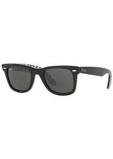 Ray-Ban x Disney Sunglasses, RB2140 Original Wayfarer M90th