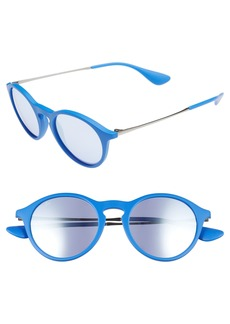 Ray-Ban Youngster 49mm Retro Sunglasses