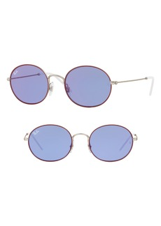 Ray-Ban Youngster 53mm Oval Sunglasses