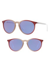 Ray-Ban Youngster 53mm Round Sunglasses