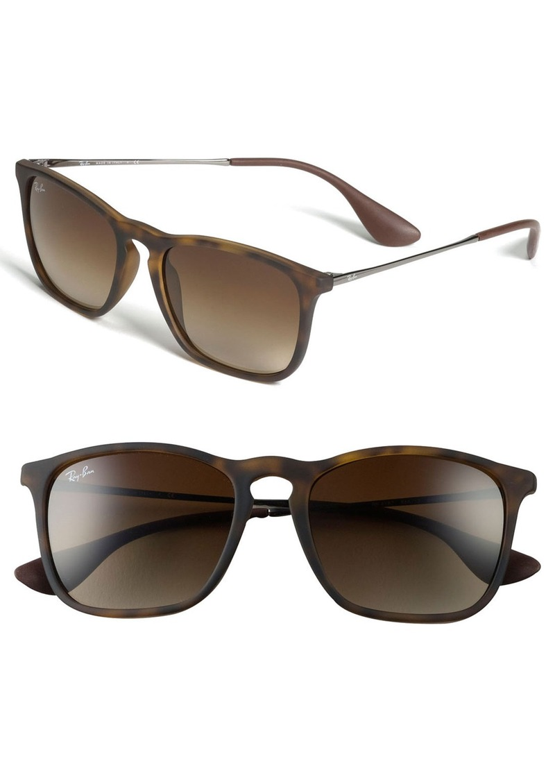 Ray-Ban Youngster 54mm Square Keyhole Sunglasses