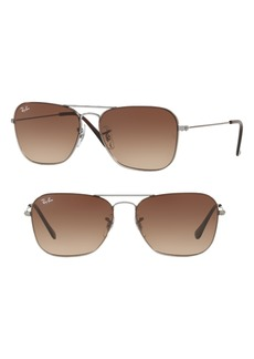 Ray-Ban Youngster 56mm Aviator Sunglasses