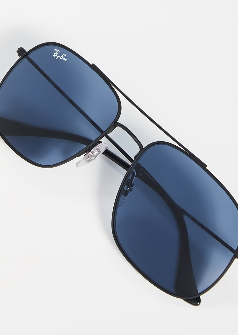 Ray-Ban Youngster Square Aviators