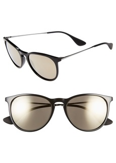 Ray-Ban 'Youngster' Velvet 55mm Sunglasses