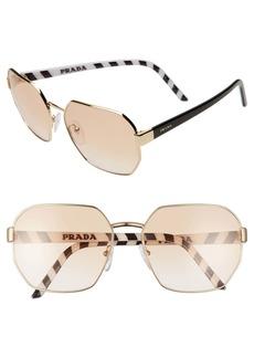 Ray-Ban Ray-Bay 58mm Chromance Polarized Sunglasses