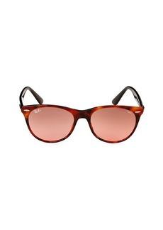 Ray-Ban RB2185 55MM Wayfarer Sunglasses