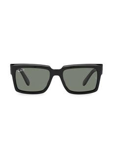 Ray-Ban RB2191 54MM Inverness Rectangular Sunglasses