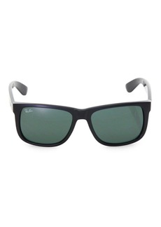 Ray-Ban RB4165 55MM Rectangle Sunglasses