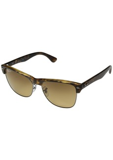 Ray-Ban RB4175 Oversized Clubmaster 57mm