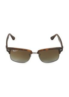 Ray-Ban RB4190 52MM Clubmaster Sunglasses