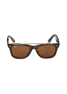 Ray-Ban RB4540F 52MM Square Sunglasses