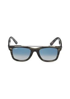 Ray-Ban RB4540F 58MM Wayfarer Sunglasses