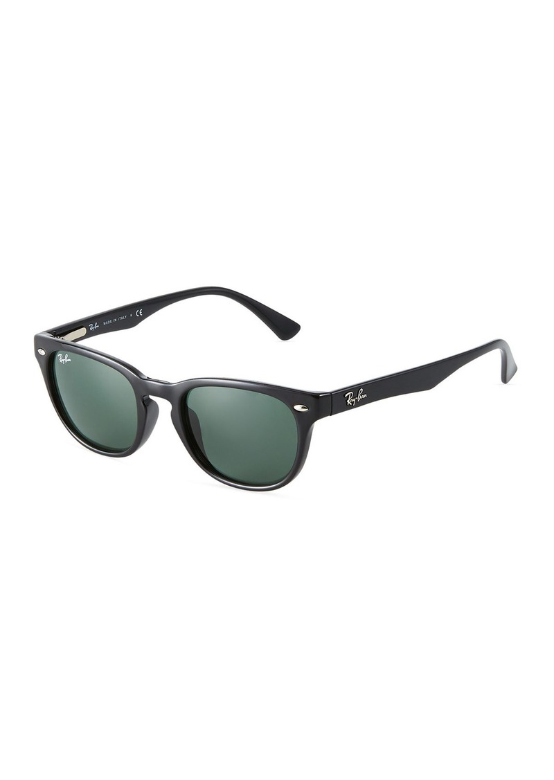 Ray-Ban Round Acetate Sunglasses