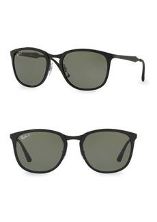 Ray-Ban Round Tortoise Sunglasses