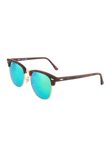 Ray-Ban Square Metal/Acetate Sunglasses