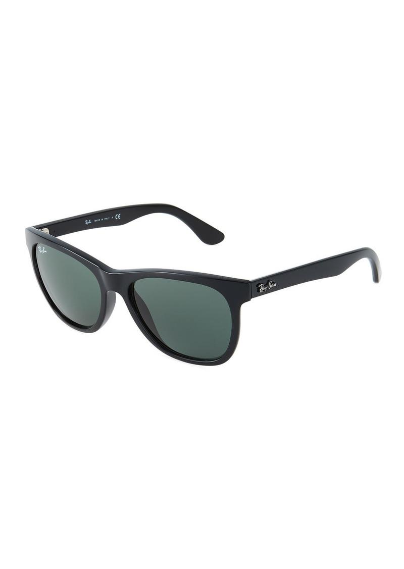 Ray-Ban Square Plastic Sunglasses