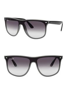 Ray-Ban 40mm Square Sunglasses
