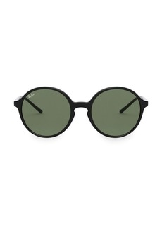 Ray-Ban RB4304 53MM Youngster Round Sunglasses