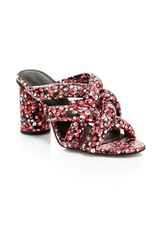 Rebecca Minkoff Anandine Floral Mules