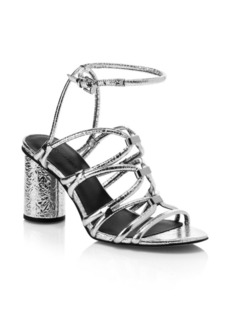 Rebecca Minkoff Apolline Metallic Sandals