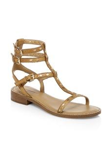 Rebecca Minkoff Arella Studded Gladiator Sandals