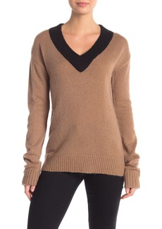 Rebecca Minkoff Arma Colorblock Sweater
