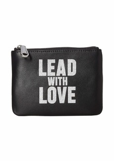 Rebecca Minkoff Betty Pouch - Lead w/ Love