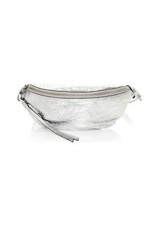 Rebecca Minkoff Bree Metallic Leather Belt Bag