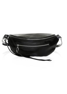 Rebecca Minkoff Bree Zip-Up Sling Belt Bag