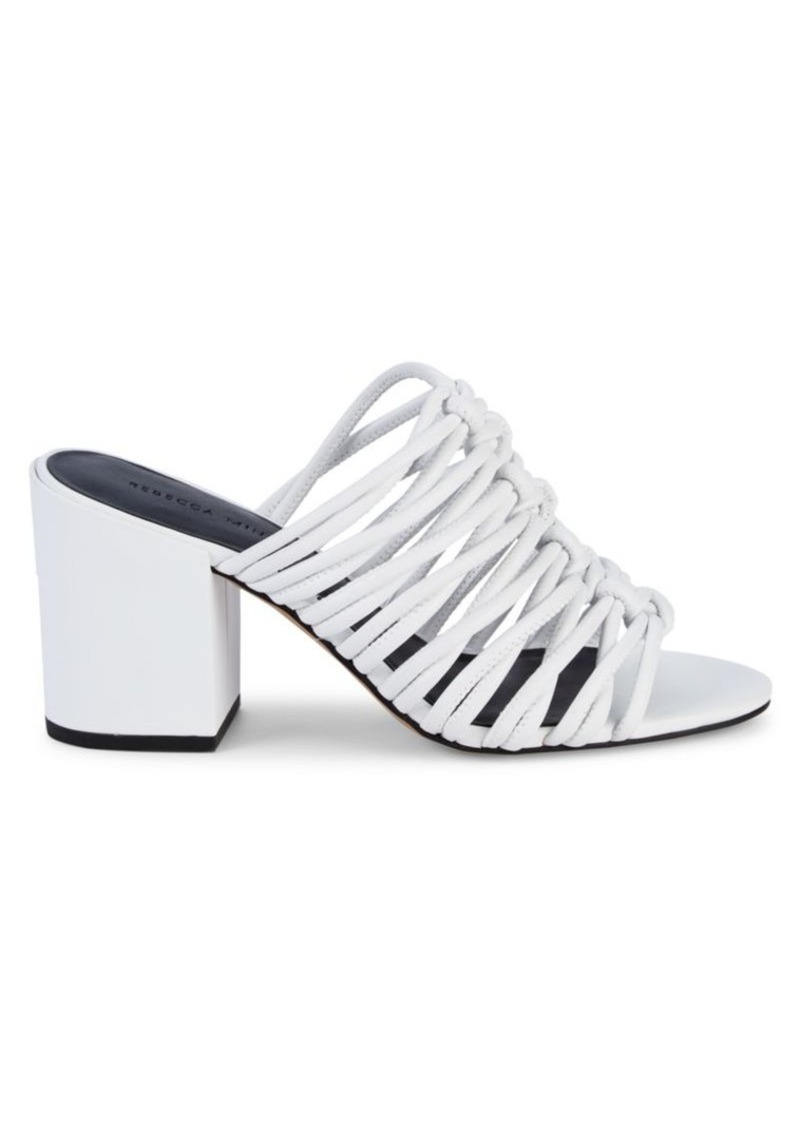 Rebecca Minkoff Calanthe Strappy Block Heel Sandals