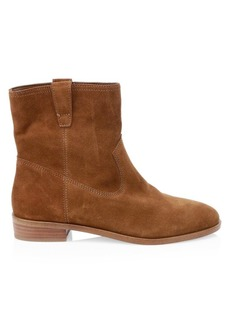 Rebecca Minkoff Chasidy Suede Flat Boots