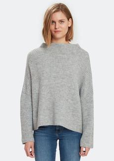 Rebecca Minkoff Chiara Mock Neck Sweater