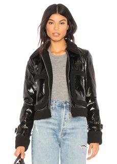 Corinna Jacket With Faux Fur Trim