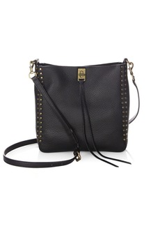 Rebecca Minkoff Darren Small Leather Feed Bag