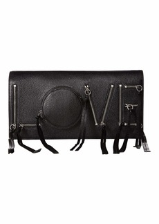 Rebecca Minkoff Easy Rider Love Zipper Clutch