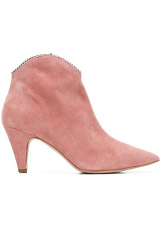 Rebecca Minkoff embellished top ankle boots