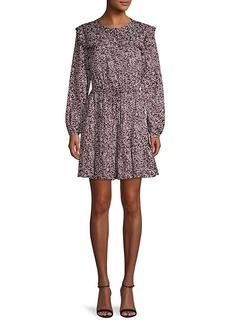 Rebecca Minkoff Selandra Floral Blouson Dress