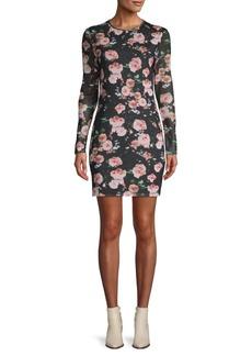 Rebecca Minkoff Floral Sheath Dress