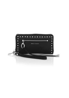 Rebecca Minkoff Gabby Leather Phone Wallet