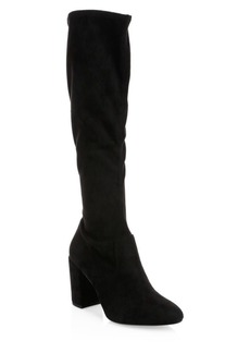 Rebecca Minkoff Gillian Suede Knee-High Boots