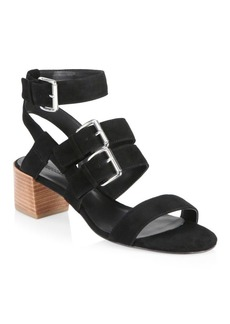 Rebecca Minkoff Ilana Kid Leather Sandals