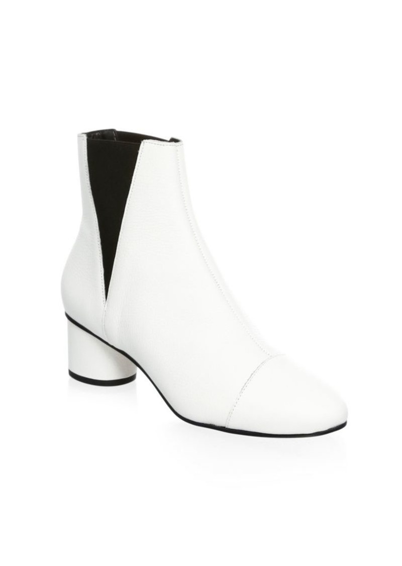 09a32309636 Izette Leather Booties