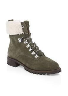 Rebecca Minkoff Jaylin Suede Hiking Boots