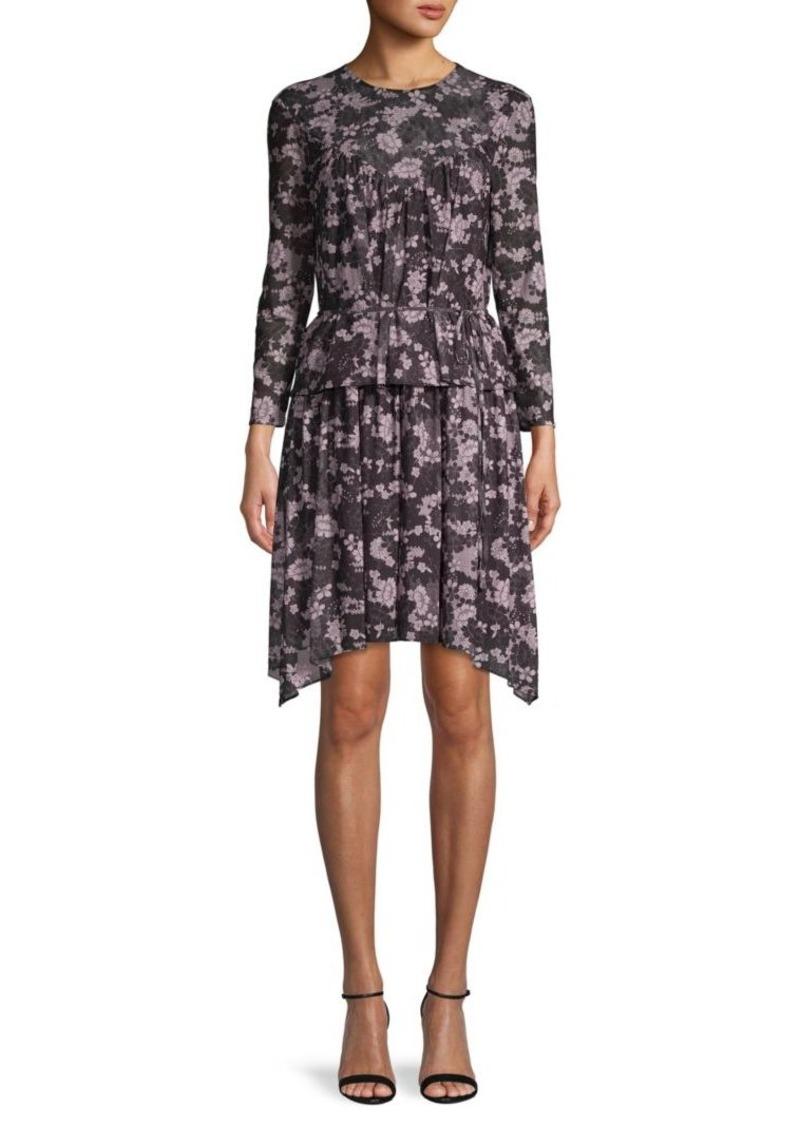 Rebecca Minkoff Jojo Floral Dress